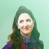 witchka: ((the good place) janet ; smile)