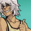 balverine: (Bakura [★] thumbs up)