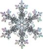 dragonlady7: an image of a snowflake (snowflake)