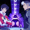 tassosss: Keith and Shiro hall (Keith and Shiro hall)