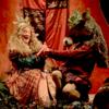 greywash: The first performance of the big donkey sight gag (Upstart Crow, 03x01) (art!)
