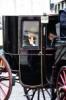 saki101: JW and SH in carriage (carriage)
