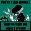 ishime: (Lance - we're Team Rocket)
