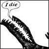 foxysquid: (i die by gorey)