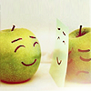 kacts: (green apple :))