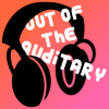 sylvaine: logo of the out of the auditary podfic fest ([!mod] out of the auditary)