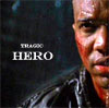 "lokifan: NFA!Gunn bleeding in the alley, text ""tragic hero"" (Gunn: tragic hero)"