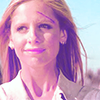electric_heart: Buffy finale smiling at closed hellmouth (Buffy The Vampire Slayer 4)