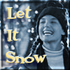 ursamajor: Joey with braids and a tuque (let it snow)