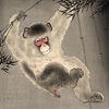 yohjideranged: (Monkey by Koson)