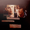 burstoflight: ({spn} dean and sam)