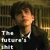 elisi: Five (The future's shit) (Umbrella Academy)