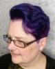purplerabbits: (Purple hair)