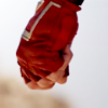 monanotlisa: Captain Marvel's fist at the end of the movie, balled, close-up (Default)