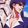 notabluesbro: ([Smile] Gun and Glasses BB)