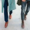 mecurtin: Shen Wei and Zhao Yunlan's legs, walking in step. (WeiLan in step)
