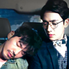 xparrot: WeiLan in the taxi in ep 8 (Guardian)