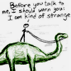ara: (strange)