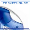 pocketmouse: pocketmouse default icon: abstract blue (Default)