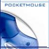 pocketmouse: pocketmouse default icon: abstract blue (Default)