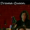 pocketmouse: the stage manager from Slings & Arrows: Drama Queen (queen)
