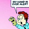gisel: (Ever Alert)