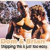 cuda: Dom and Brian (Dom/Brian)