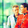 flyakate: Callum Keith Rennie and Paul Gross from DueSouth (kiss kiss bang bang RayK/Fraser)