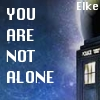 elke_tanzer: DW you are not alone (DW you are not alone)