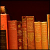 naye: a photo of old books (books)