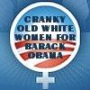 kmd: (obama, white women)