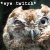 ladydrace: (Eye twitch)