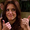 contradiction: (brooke davis approved!)