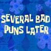 spontaneity: several bad puns later (bad puns)
