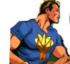 52_dropoff: (Captain Atom t-shirt)