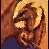 ilyena_sylph: firelizard (Pern: firelizard)