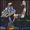 opusculus: Digital Devil Saga's Cielo dancing (Dance like you mean it)