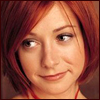 lavendertook: (oh right, Alyson hannigan)