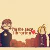 firiel44: (sexy librarian Sheska)
