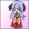 opusculus: Higurashi's Hanyuu shrilly whining cutely (Auauauauau!  Unfair!)