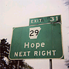 beautyfrompain: sign of hope ([hope] it's all i know how to do)