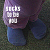 sami: little feets in socks (socks to be you)