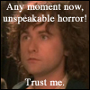 lavendertook: pippin sayng unpseakable horror any moment . . . trust me (unspeakable horror, pippin)