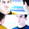rushingwind: Kirk and Spock (Kirk and Spock)