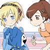 ammchan: (p3: minako and aigis are cute too)