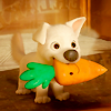 lalalatammy: (bolt, carrot, dog)