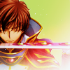 bard_linn: Suzaku in Knight of Zero uniform from Code Geass (Suzaku - Knight of Zero)