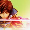 bard_linn: Suzaku in Knight of Zero uniform from Code Geass (Suzaku - Knight of Zero)