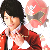foodispriority: (captain marvelous - gokai red)