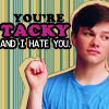 athousanderrors: Kurt from Glee looking disgusted, with the words 'you're tacky and I hate you'. (glee you're tacky and i hate you)